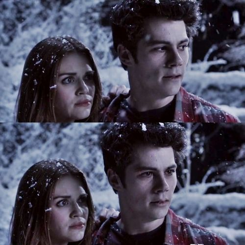 There wad so much Stydia in this episode, I'm so sad they're going to try to make Stiles and Malia happen and still no more Stydia kisses