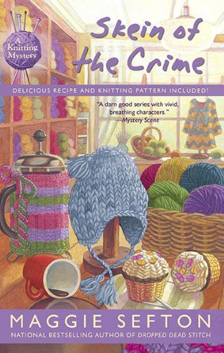 Bestseller Books Online Skein of the Crime (A Knitting Mystery) Maggie Sefton $9.98  - http://www.ebooknetworking.net/books_detail-B0043RT94O.html