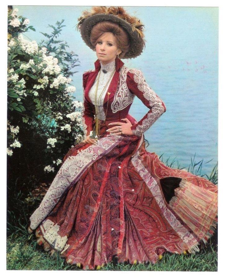 Lyric barbra streisand hello dolly lyrics : 609 best costumes de film images on Pinterest | Fashion plates ...