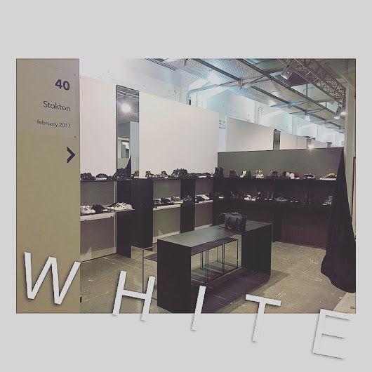 @whiteshowofficial #Stokton at WHITE Show Milano #FabioSfienti #Madeinitaly  ...