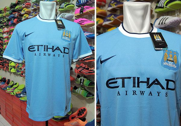 Jersey Manchester City Home 2013-2014 Rp 90.000  BB : 33241842 (A.n Ade Futsal & Soccer)  Call: 085658790893 WhatsApp : 082178006207