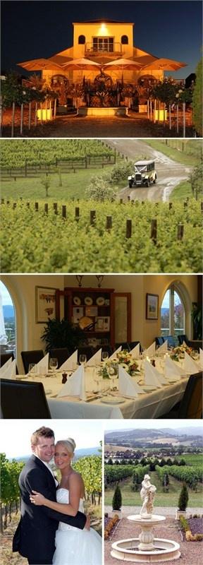 Tokar Estate - Yarra Valley Victoria www.yarravalleywedding.com
