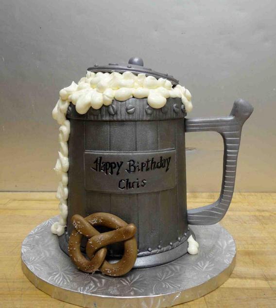 25+ Best Ideas About Beer Mug Cake On Pinterest