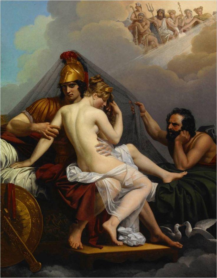 Mars a Venuše, Alexandre Charles Guillemot