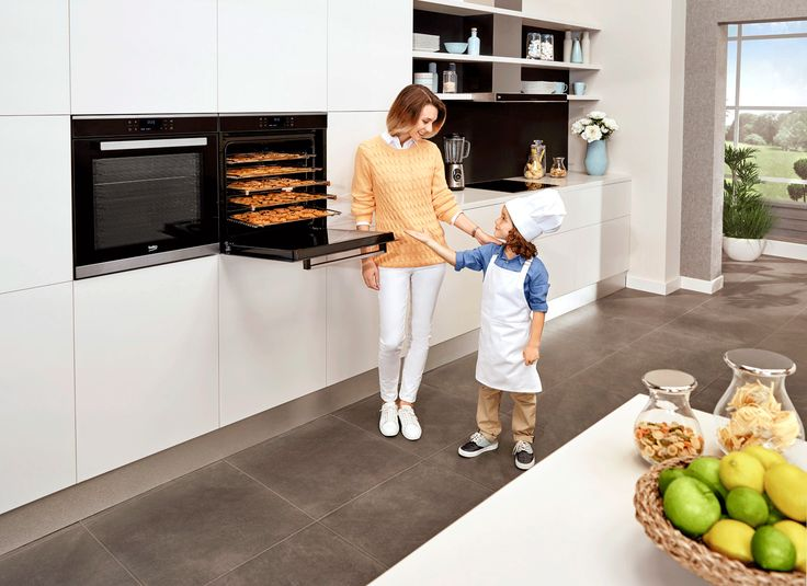 Your children's friends are coming round, and they're going to want feeding aren't they? No stress, with Beko's CookMaster things will be easy-peasy. Even though it's the same size as a standard oven, the 94 Litre gross capacity of the CookMaster means you can cook that giant batch of cookies all in one go 🍪 😅 Phew, a bit of peace and quiet while they eat...for 5 minutes or so!