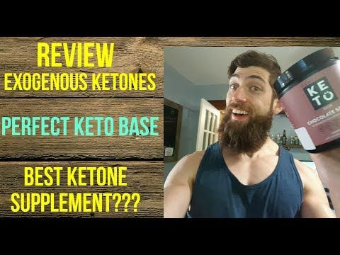 Perfect Keto Base - Exogenous Ketone Supplement Review - YouTube