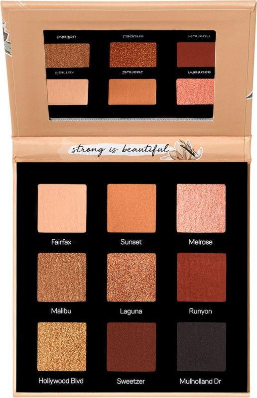 Catrice X Eman Bronzed AF Eyeshadow Palette