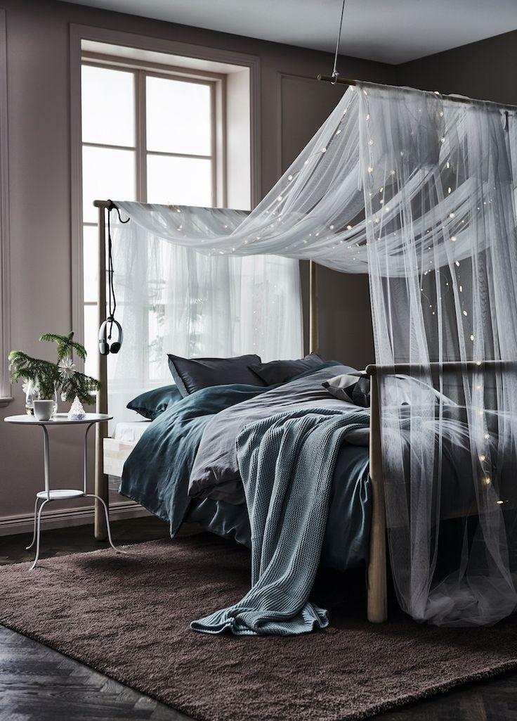 So machen Sie Ihr Schlafzimmer zu einem Selbstversorger-Refugium