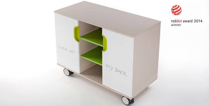 Kindergarten furniture, children furniture Fantasy -Red dot award 2014 winner