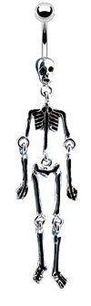 Skeleton 14g Navel Dangle Belly Ring (Black) Pierced Owl http://www.amazon.com/dp/B00WXE7RH0/ref=cm_sw_r_pi_dp_AsKNwb0PDMTKK