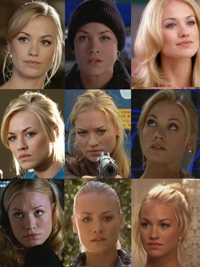Chuck - Saving Sarah Walker and Yvonne Strahovski. - Fan Forum