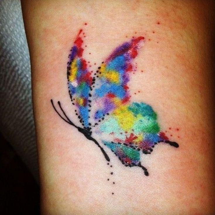 Significado das Tatuagens de Borboleta (51 fotos lindas!)                                                                                                                                                                                 Mais
