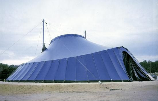 Théâtre du Centaure  Architecte : Patrick Bouchain