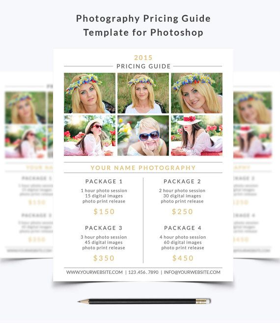 1000 images about rate card – Rate Card Template