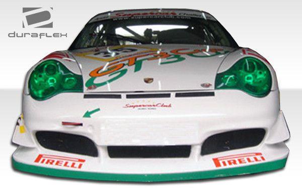 2002-2004 Porsche 996 C2 C4 and 2001-2004 Porsche 996 Turbo C4S Duraflex J-Sport Front Bumper Cover - 1 Piece