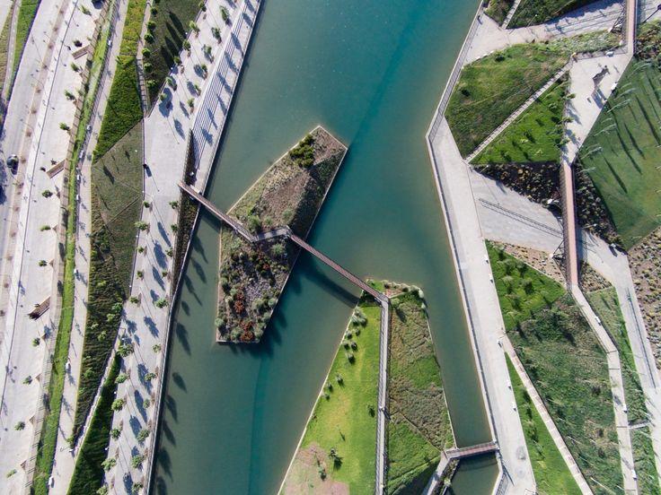 Gallery of Padre Renato Poblete River Park / Boza Arquitectos - 6