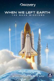 When We Left Earth: The NASA Missions (TV Mini-Series 2008) | for Classical Conversations Cycle 2 Week 12 Science Grammar The NASA Missions | ON NETFLIX INSTANT Now.