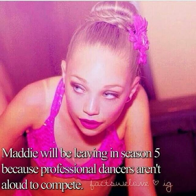 Omg!!!:(Maddie has always been my favorite, as much as I'm happy for her, I'm going to miss her! :''''''''''(