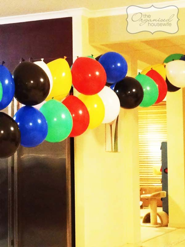 25 unique string balloons ideas on pinterest party for Balloon string decorations