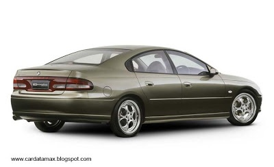 Holden ECOmmodore Concept (2000)