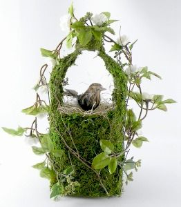 Ways to Use Moss in Crafts