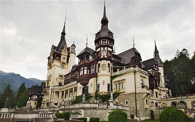 Dracula Castle Romania Dracula 2013 Pinterest