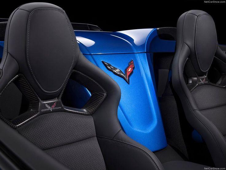 Corvette C-7 Convertible Interior Detail