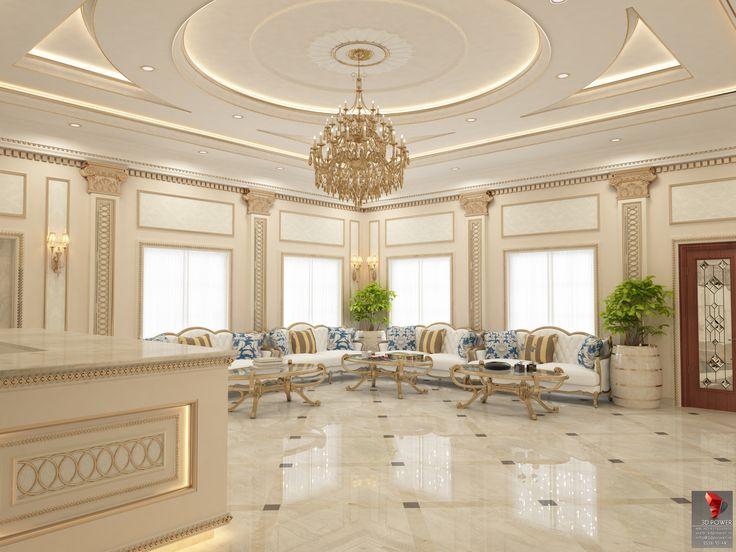 3D Interior Rendering Of Lobby Area   Bedroom false ...