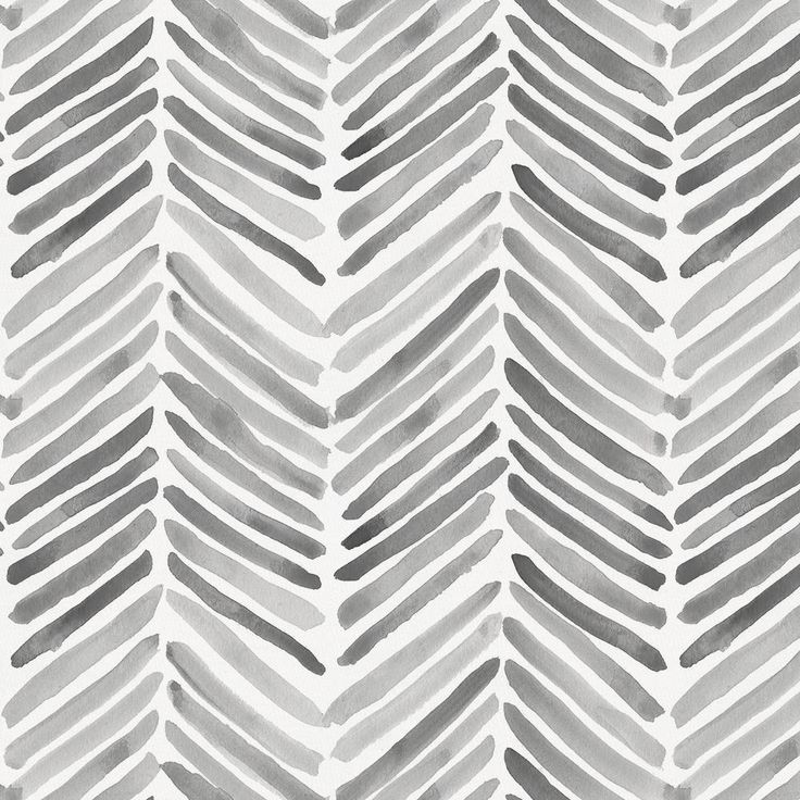 Gray Painted Chevron Fabric by the Yard #carouseldesigns