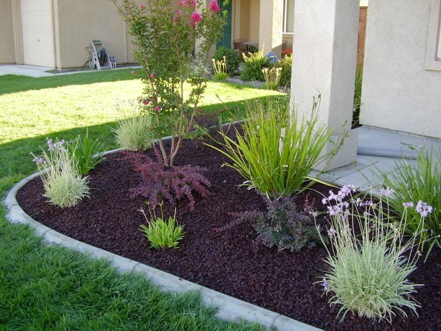 The pros and cons of using rubber mulch.
