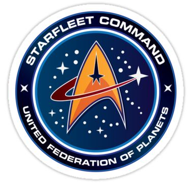 Star Trek: Starfleet logo by jambel