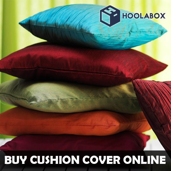 Buy Cushion Covers online - Hoolabox online shopping store in India, offer best deals and discounts on Home Living products & accessories. Shop from a wide range of designer cotton, velvet, polyester cushion covers at best prices.  Please Visit:- http://hoolabox.com/20-cushion-cover