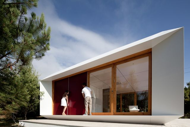 MIMA House: uma casa pré-fabricada e low cost made in Portugal - one prefab and low cost made in Portugal
