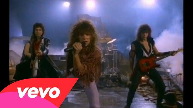 Bon Jovi - Runaway----Banky, your a little runaway.  LOL