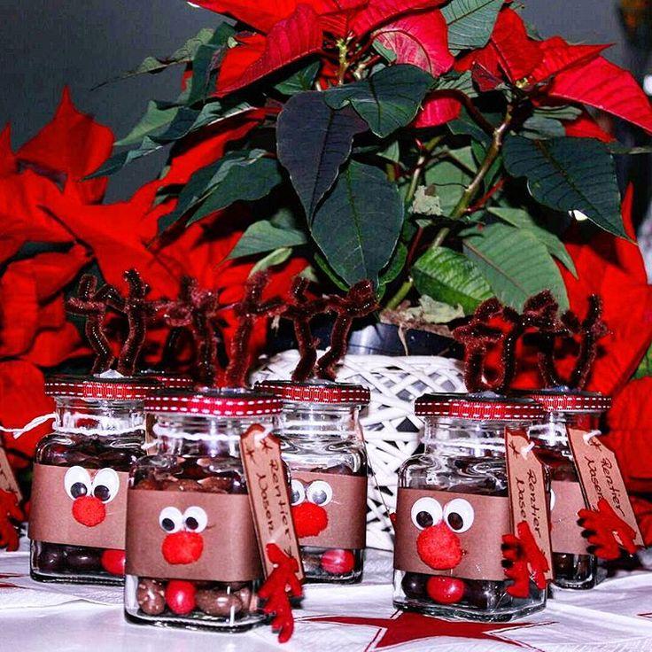 #littlepresent #littlegift #rudolphtherednosedreindeer #rentiernasen #christmas #xmas #love #handmade #happy #diy