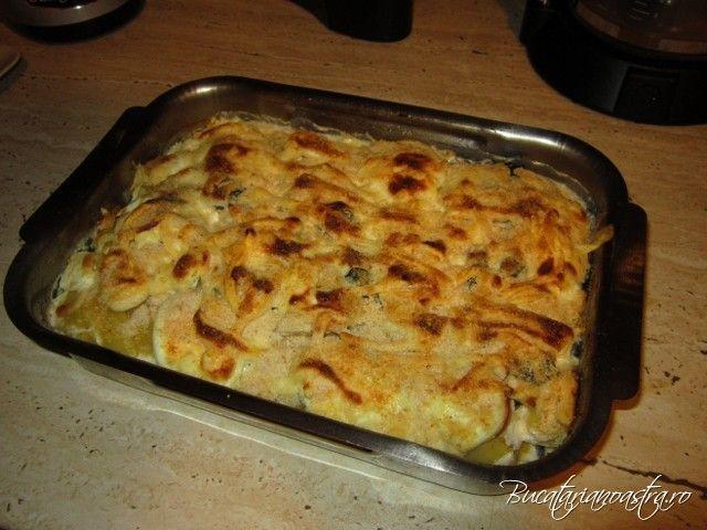 Cartofi frantuzesti reteta originala! #cartofilacuptor #cartofi #cartofifrantuzesti