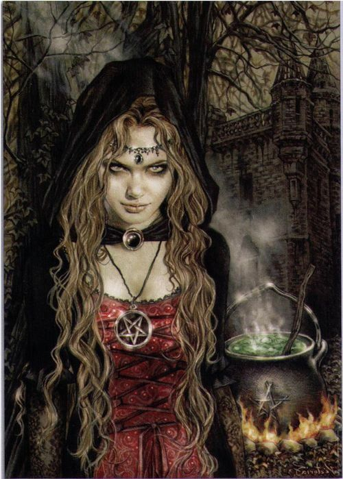 Best 25+ Evil witch ideas on Pinterest | Fantasy queen ...