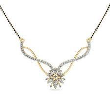 mangalsutra diamond - Google Search