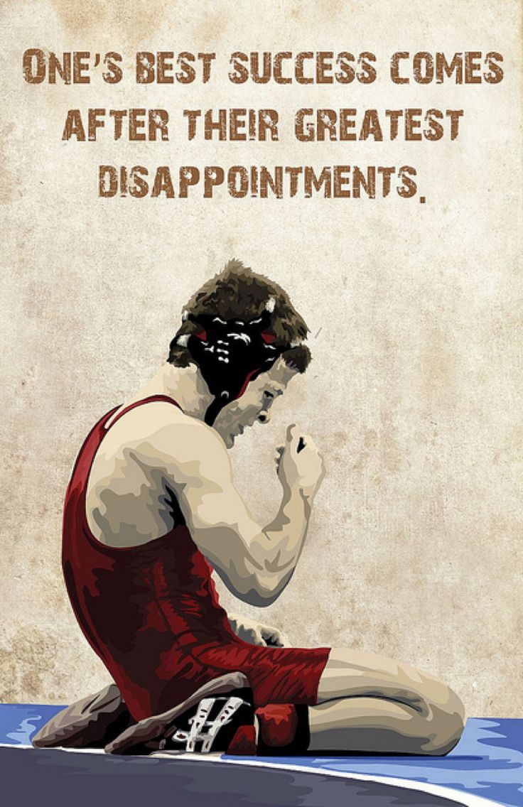 Ones Greatest Success Comes After Their Greatest Disappointments - WrestlingPod