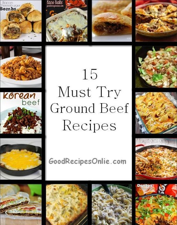 1000 images about recipes ground beef on pinterest for Quick meals to make with ground beef