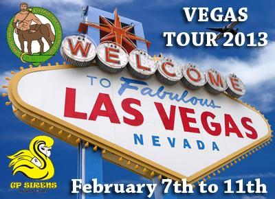 Las Vegas Tour 2013