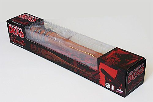 skybound exclusive the walking dead lucille baseball bat action figure sdcc 2014 #transformer