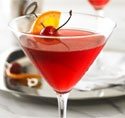 50 Calorie Cosmo - made with Ocean Spray Diet Cranberry Juice