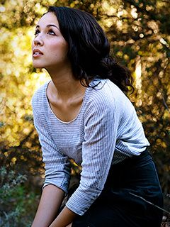 :: Kina Grannis. Beautiful, smart, kind, and musically gifted. Such an inspiration. ♥