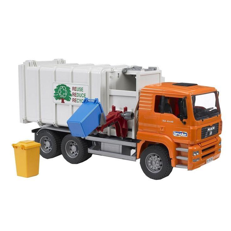 Masina de gunoi MAN TGA, Bruder 02761