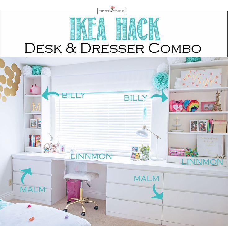 IKEA Hack – Custom Desk & Kommode kombiniert Leckerbissen & TWINE – http://beta-toptrendspint.whitejumpsuit.tk/