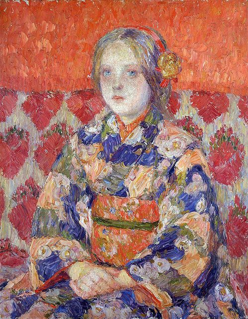 Kojima Torajiro (Japanese impressionist), 1911 (via hyPIERgorgeous)  arsvitaest: