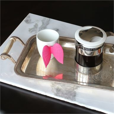 Espresso Fincanı Angel Express - 25 TL l #fincan #kanat #mutfak