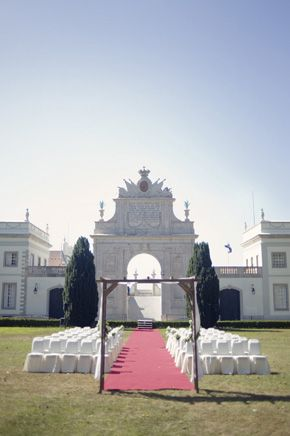 wedding at Tivoli Palácio de Seteais in Portugal, photo by piteiraphotography.com