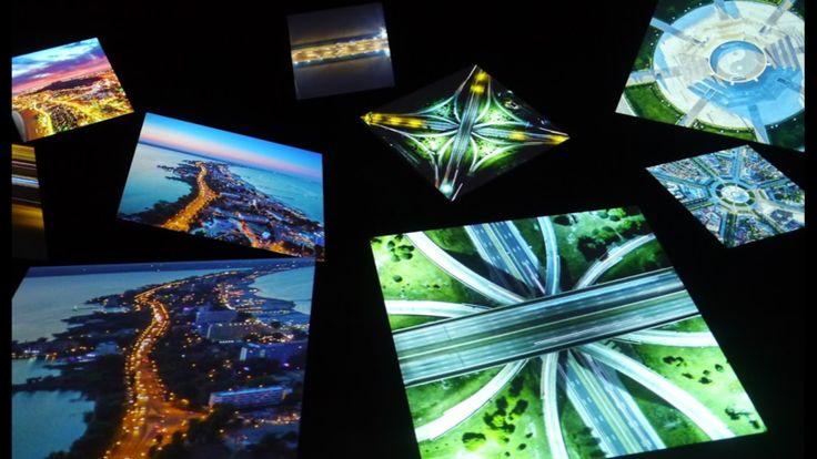 ドローンによるアート作品展 Perspectives by SKYPIXEL 表参道ヒルズ(神田敏晶) - 個人 - Yahoo!ニュース